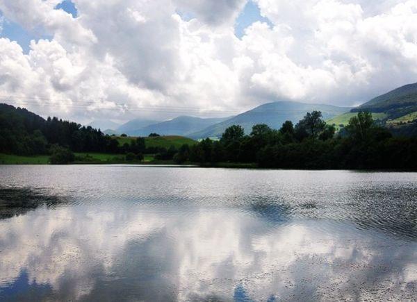 lac des cascades cheylades cantal