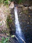 ruisseau de l'Adrienne cascade amont Sayat
