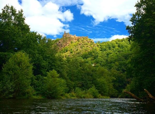Château rocher
