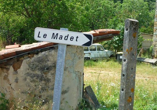 Vallée du Madet.  (40)