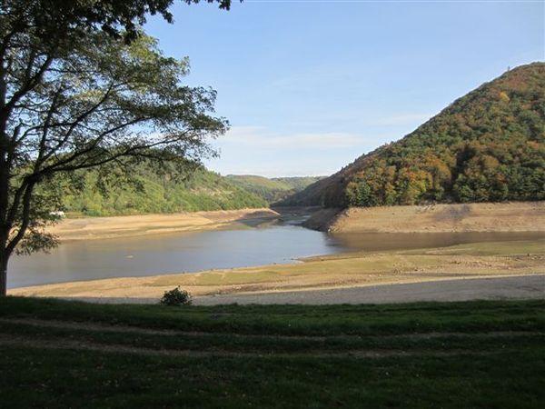Vidange barrage Fades Besserve (2)