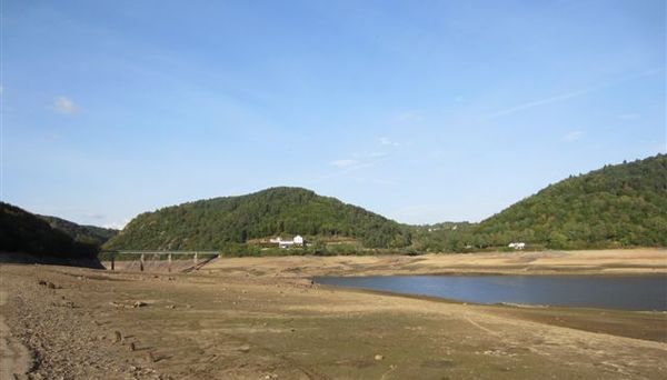 Vidange barrage Fades Besserve (3)