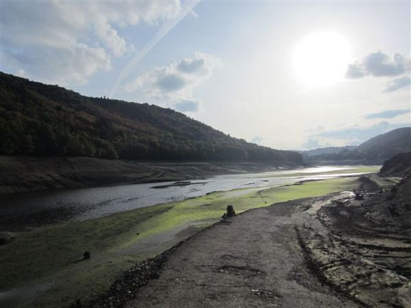 Vidange barrage Fades Besserve (4)