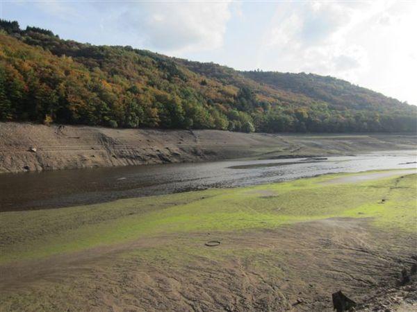 Vidange barrage Fades Besserve (6)
