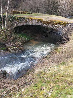 pont des buys valée du Madet