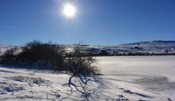 Lac d'En-Bas Godivelle 4