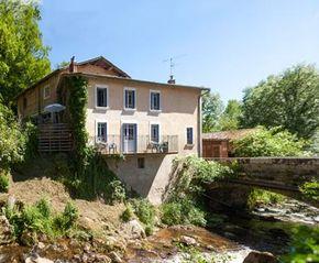 Couzon maison pont