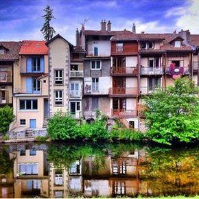 La Jordanne : rivière du Cantal