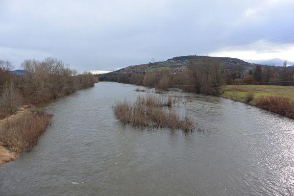 Pont bâteau Mirefleurs Allier Martres de Veyre (5)