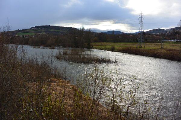Pont bâteau Mirefleurs Allier Martres de Veyre (6)