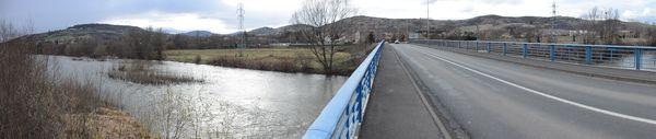 Pont bâteau Mirefleurs Allier Martres de Veyre (7)