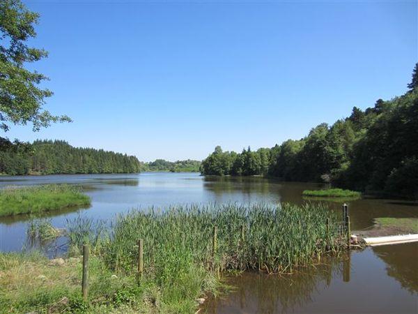 Le lac du Tact