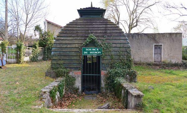 La Source du Héron Sainte Marguerite