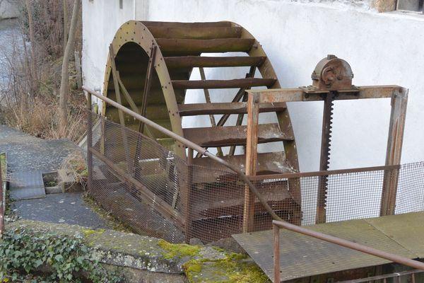 Moulin rue des roches Martres de Veyre (1)