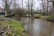 Pont passerelle Morge Varennes sur Morge 1