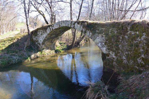 Pont romain de Glavin