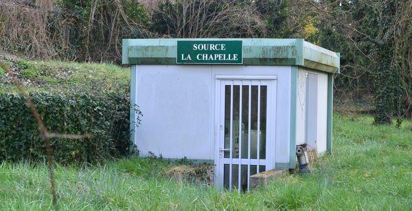 Source La Chapelle Sainte Marguerite