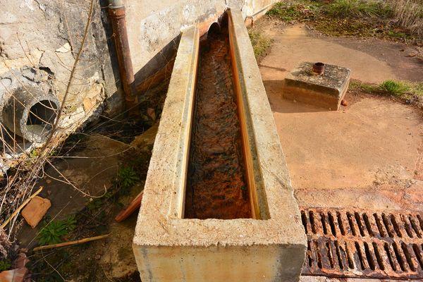 Source ancienne usine Saint Marguerite