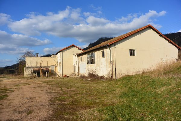 ancienne usine Sainte Marguerite