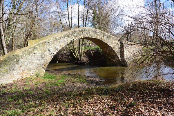 La Morge : rivière du nord du Puy de Dôme