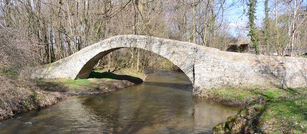 pont Romain Cheix sur morge