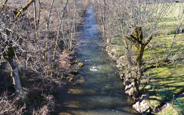Rivière la Miouze