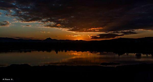 Sunset Pérignat es Allier