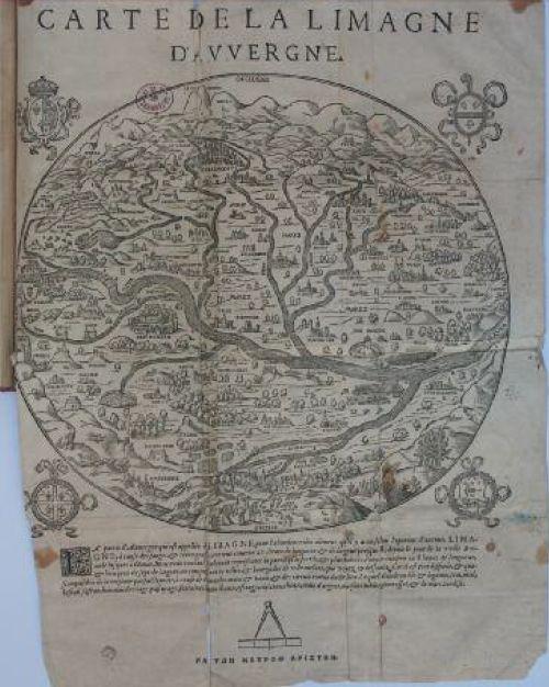carte limagne d'auvergne Symeoni