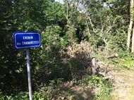 Chemin des Chabanettes Saint Myon