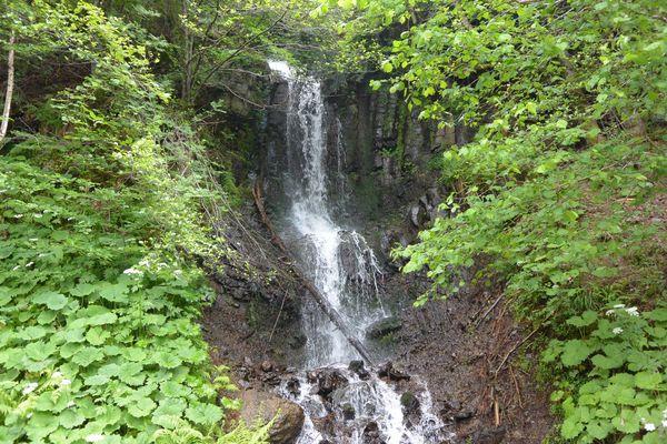 cascade de Rabouty le Mont-Dore