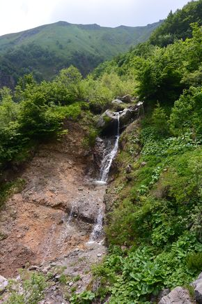 cascade du Moine vallée de Chaudefour (1)
