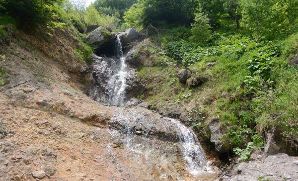 cascade du Moine vallée de Chaudefour (2)