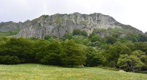 crête vallée de Chaudefour 290