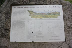 rocher pédagogique vallée de chaudefour strato-volcan wurm 290