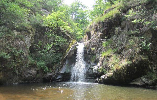 Cascade Gour Saillant