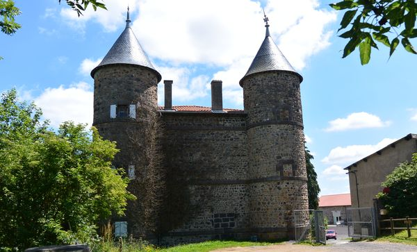 Château Rallye de Saint Genés