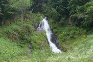 cascade de la voissière Chambon 190