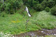 cascade de la voissière Chambon (2) 190