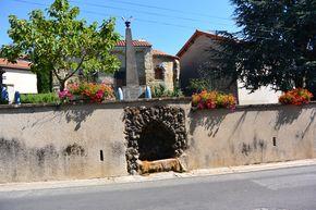 source du bourg Gimeaux