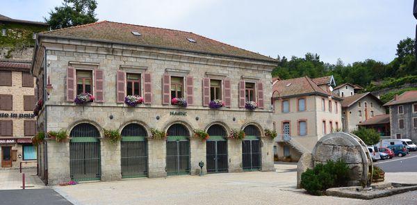 Mairie Olliergues