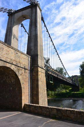 pont suspendu Coudes Allier (2)