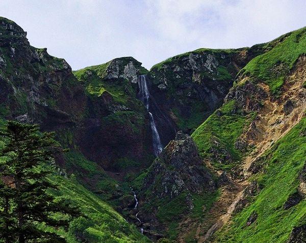 Cascade de la Dore Sancy