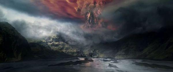 Volvic, Unstoppable volcanicity