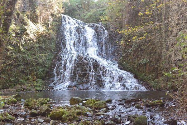 3ème cascade de saliens