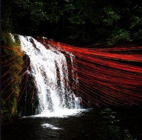 Cascade Bois de Chaux egliseneuve d'entraigues dripping (2)