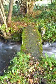 Gigeole pont proximité cascade des saliens