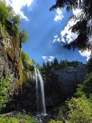 Miniature Grande-cascade-Le-Mont-Dore