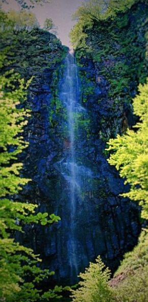 cascade de la biche - Chaudefour - Sancy