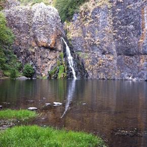 Cascade de Babory Andelat
