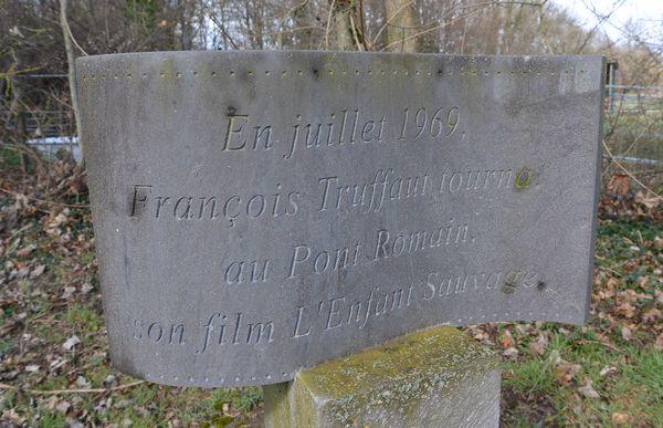 plaque françois truffaut cheix sur morge